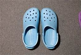 blue crocks